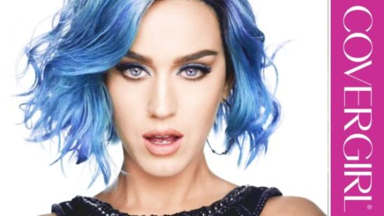 Katy Perry Covergirl