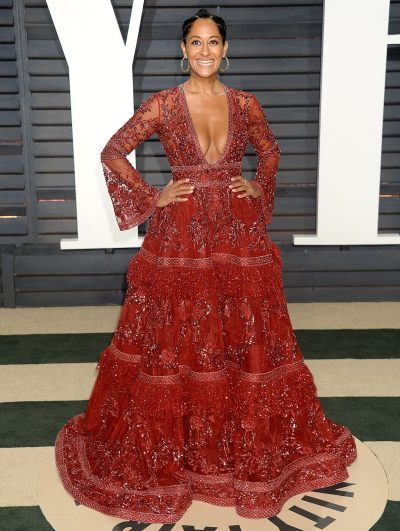 Pictured: Tracee Ellis Ross<br /> <br /> Mandatory Credit © Gilbert Flores /Broadimage<br /> <br /> 2017 Vanity Fair Oscar Party Hosted By Graydon Carter - Arrivals<br /> <br /> </p><p><br /> 2/26/17, Beverly Hills, California, United States of America<br /> <br /> Reference: 022617_GFLA_BDG_T_588<br /> <br /> </p><p><br /> <b>Broadimage Newswire</b><br /> <br /> Los Angeles 1+ (310) 301-1027<br /> <br /> New York 1+ (646) 827-9134<br /> <br /> sales@broadimage.com<br /> <br /> http://www.broadimage.com