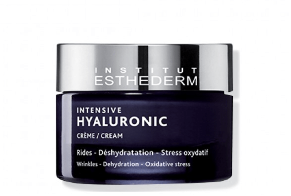 Intensive hyaluronic acid cream