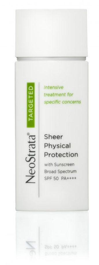 neostrata sheer physical protection