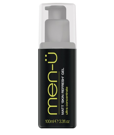 men-u skin refresh gel