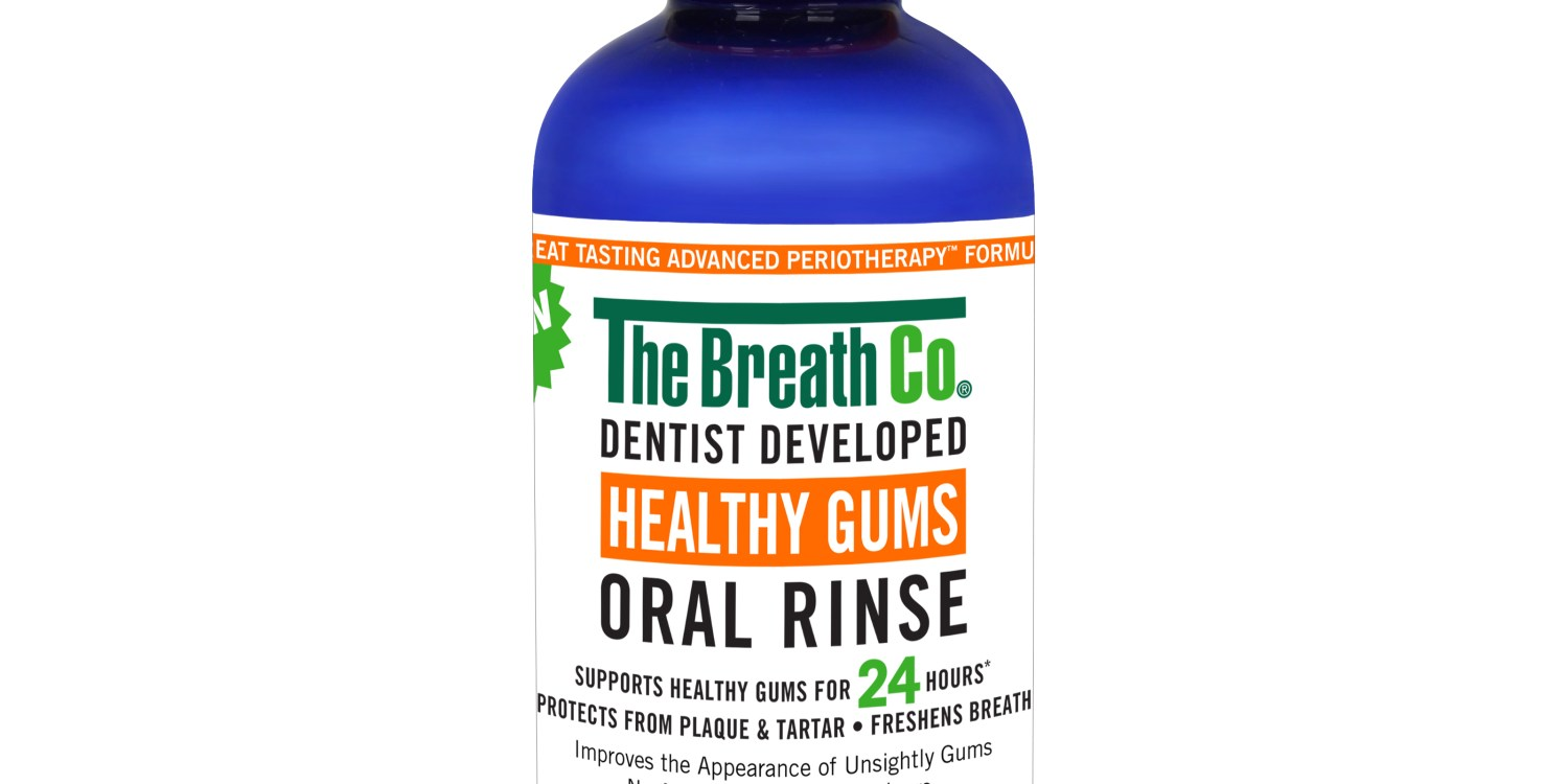 Breath co. healthy gums