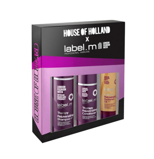 label m trio gift set