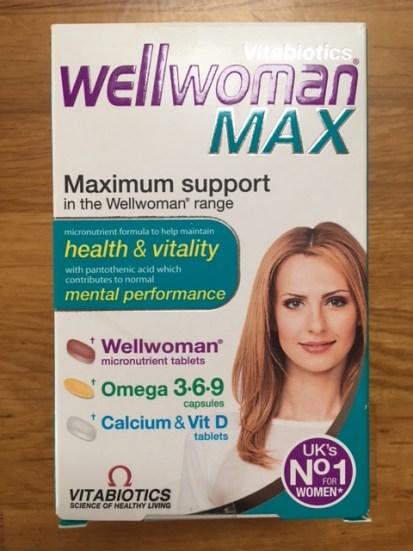wellwoman max