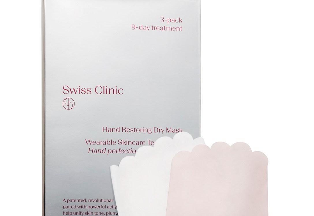 Swiss clinic hand mask