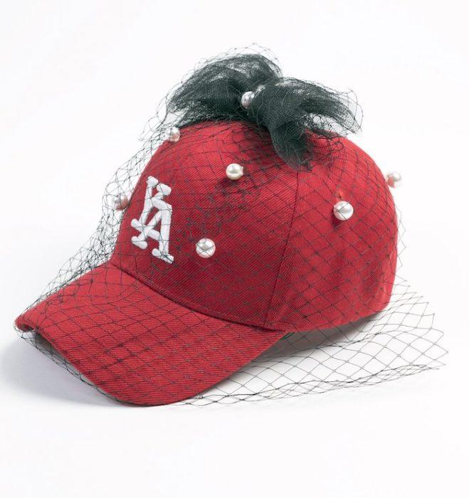 Yuri ahh baseball cap