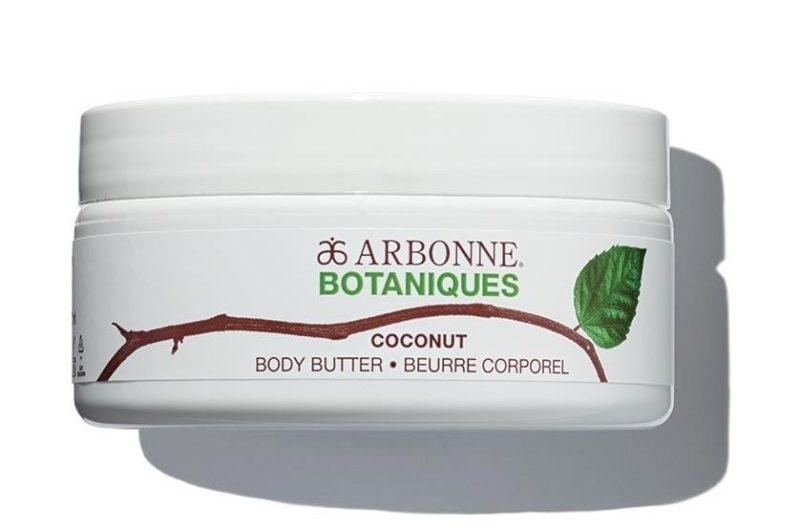 Arbonne-Botaniques-COCONUT-Body-Butter-