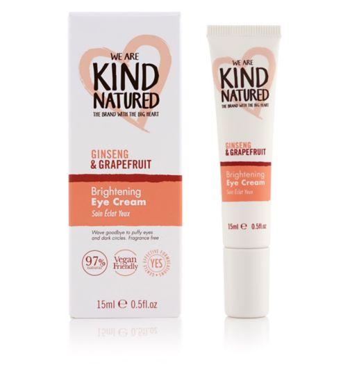 Kind Natured Brightening Eye Cream 15ml