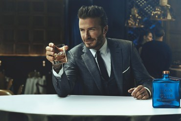David beckham endorsement