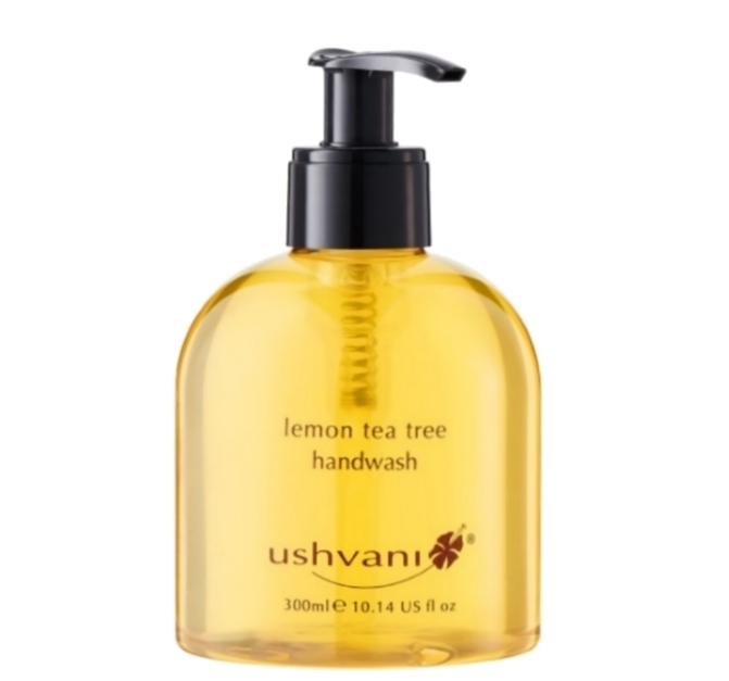 lemon-tea-tree-handwash skin