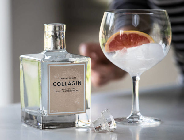 original collagin gin alcohol