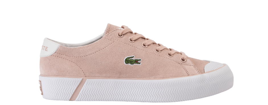 Lacoste Suede Gripshot Trainers