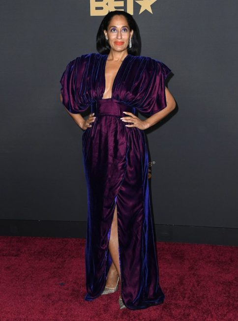 Tracee Ellis Ross in Christopher John Rogers