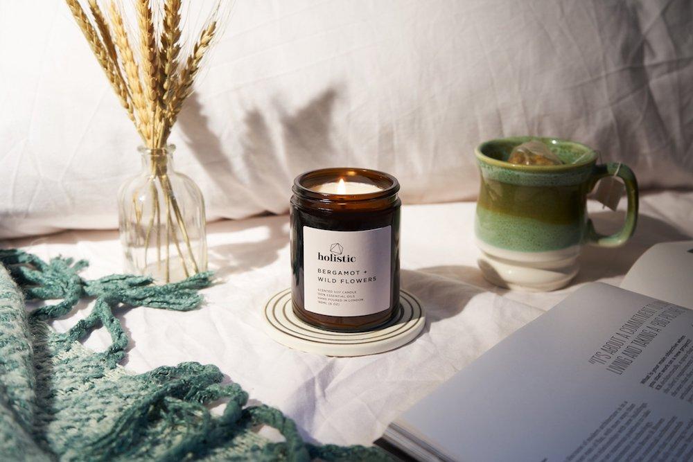holistic candle