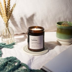 holistic candle