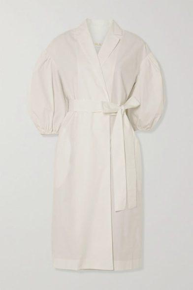 REMAIN BIRGER CHRISTENSEN white dress