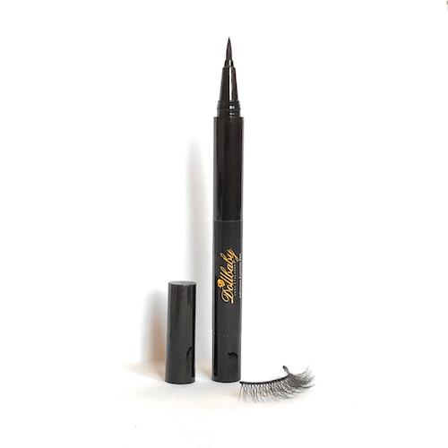 Dollbaby Duo Pen a 2-in-1 Eyeliner & Eyelash Adhesive Lashes