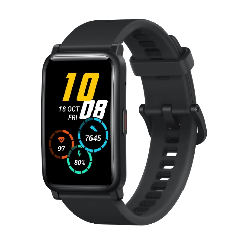 "HONOR Watch ES Meteorite Black £ 99.99 It doesnt get better than this with this Honor watch for someone special this Christmas. Featuring 1.64"" amoled touch display and 10-Day Battery Life. In addition to this, it has 95 Workout Modes, an animated virtual coach, 24/7 heart-rate monitor and a stress and sleep monitor."