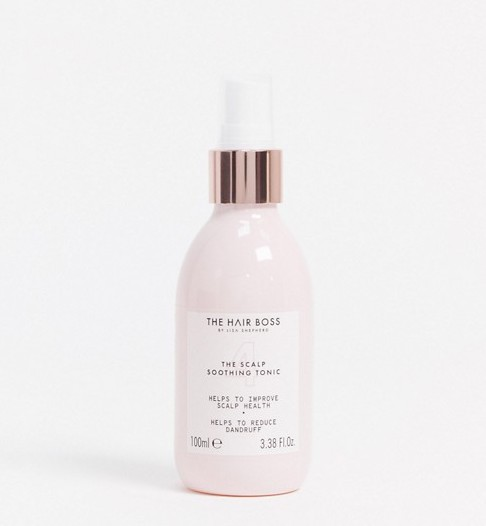 The Hair Boss Scalp Soothing Tonic 100ml