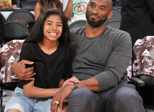 kobe bryant and daughter dies