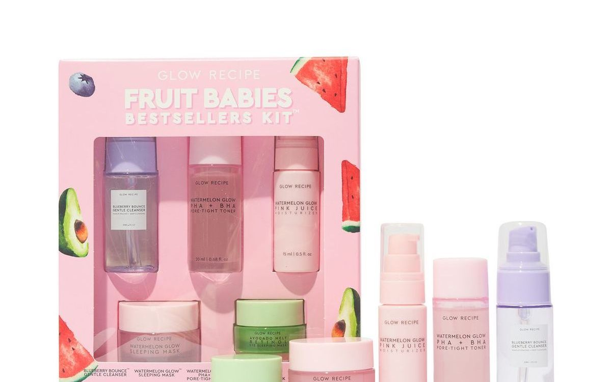 GLOW RECIPE FRUIT BABIES SKINCARE