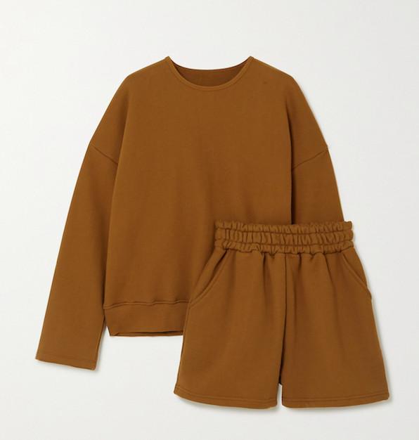 FRANKIE SHOP Sweatshirt loungewear