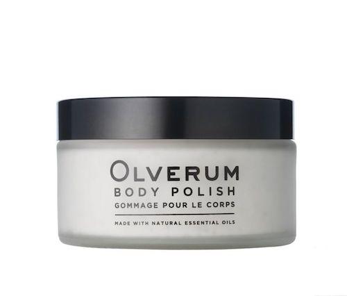 OLVERUM body polish skin