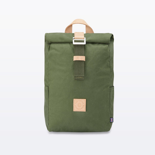 sustainable bagpack