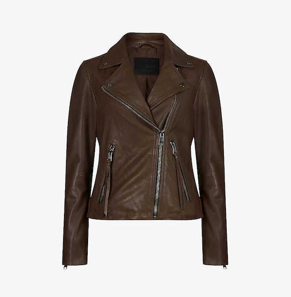 ALLSAINTS Dalby Leather Biker Jacket £299.00