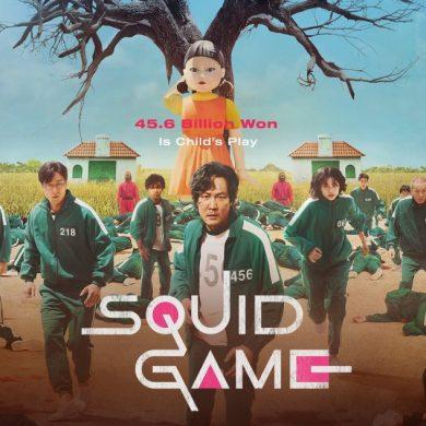 netflix Squid Game Korean