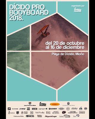 cartel Dicido Bodyboard Pro frussurf