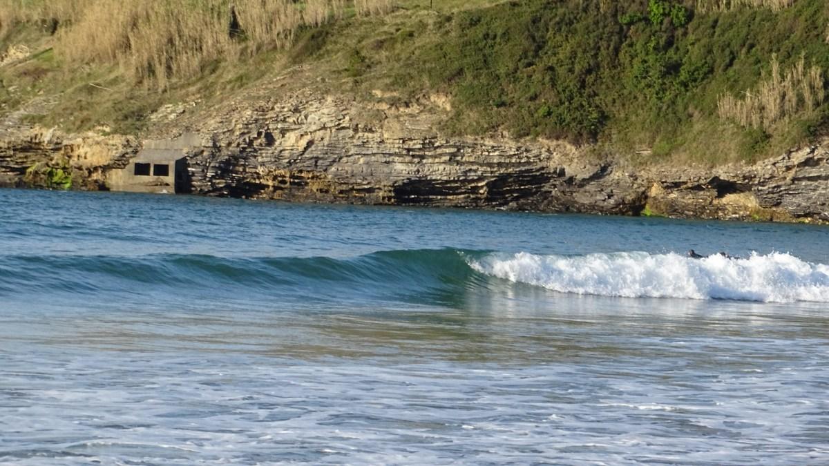 Piscina de olas en Bizkaia
