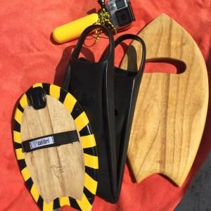 ColibriSurf Bodysurf Handboard Handplane B5
