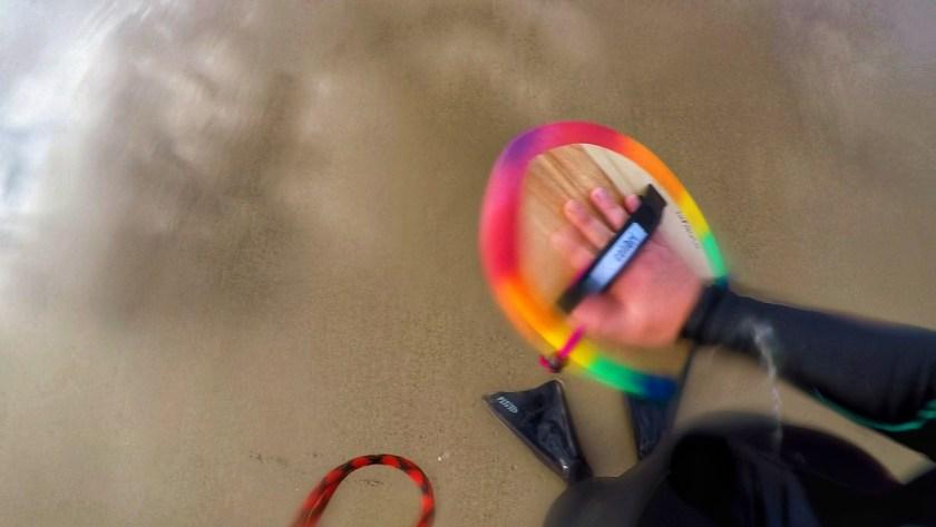 ColibriSurf Bodysurf Handboard Handpla