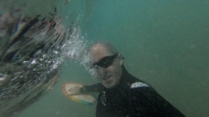 Ken Hughes Bodysurf Handplane Hawaii 3
