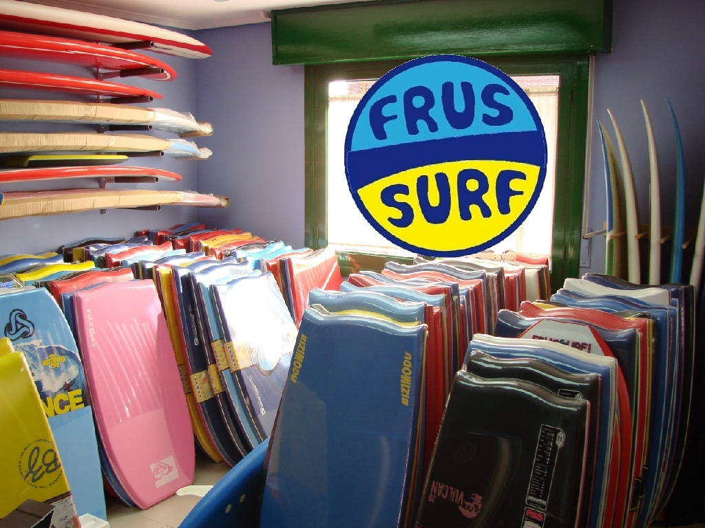 bodyboards frussurf