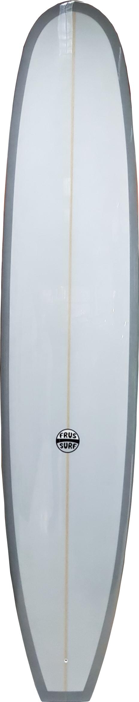 "Longboard Clásico FrusSurf 9'6'' x 23 5/8"" x 3 1/16"" con brillo"