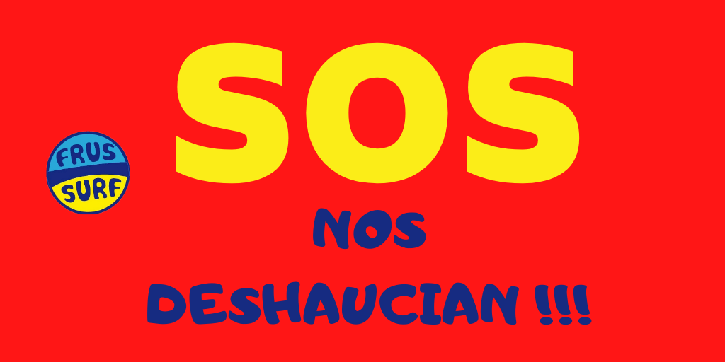 🏠 SOS NOS DESHAUCIAN