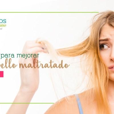 ¿Cómo mejorar la apariencia del cabello maltratado? Sigue nuestras recomendaciones