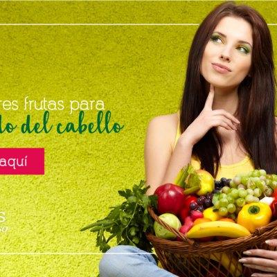 Las 5 frutas con más propiedades para el cuidado de tu cabello