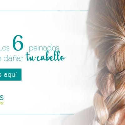 ¡ALERTA! Estos 6 peinados pueden dañar tu cabello