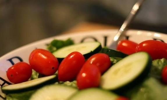 zucchine e pomodori