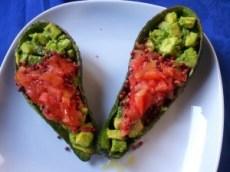 cuore di avocado