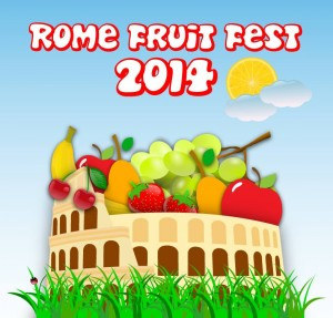 Rome Fruit fest (logo base) 2014
