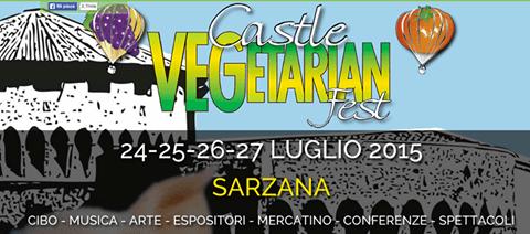 Castle vegetarian fest