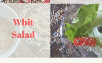 Mix frutta secca e semi per insalate e yogurt