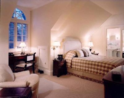 bedroom sloped-after