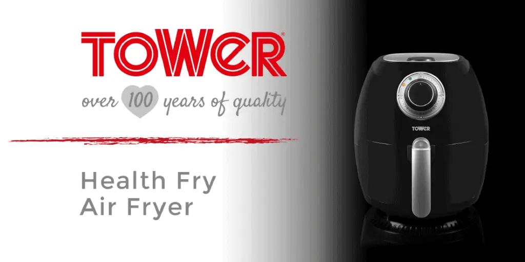 tower low-fat air fryer reviews