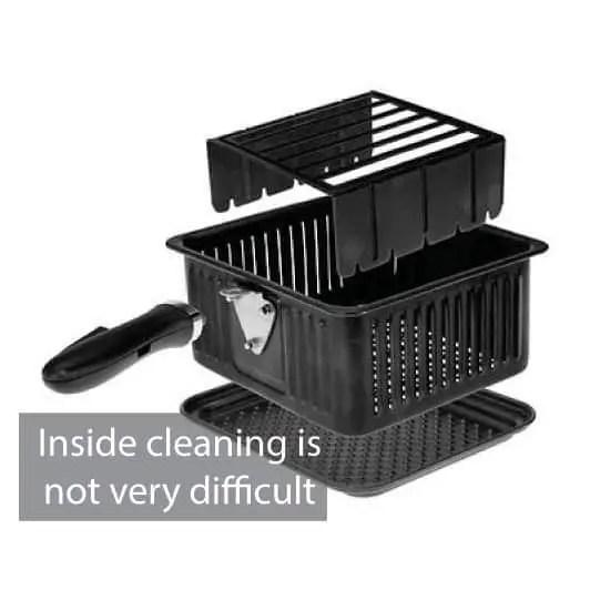 Cleaning and Maintenance ofkalorik air fryer