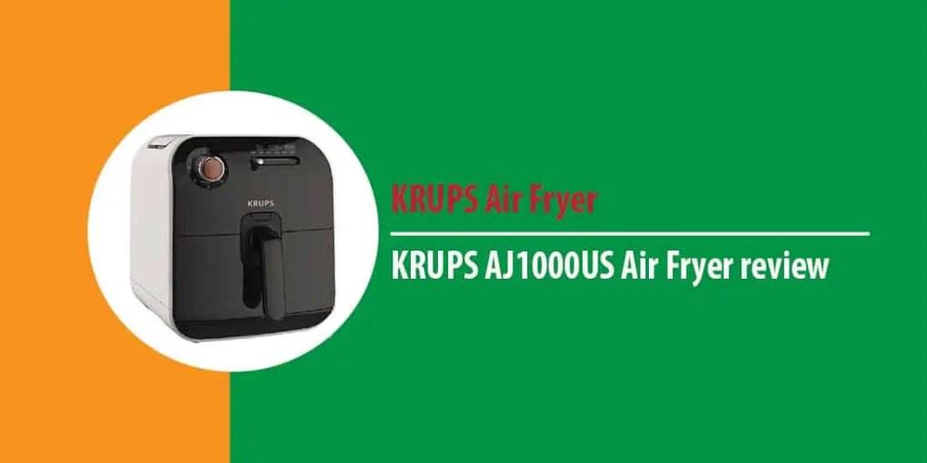 KRUPS AJ1000US Air Fryer